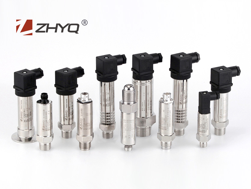 Different Types of Pressure Transducers